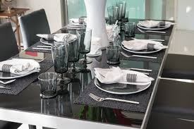 dining room table settings 27 modern dining table setting ideas best regarding dining room table setting