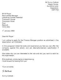 Cover Insurance Letter Resume