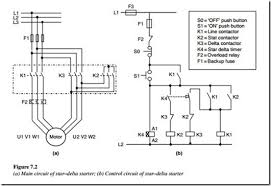 star delta starter wiring diagram explanation wiring diagram and plc programmable logic controllers archives