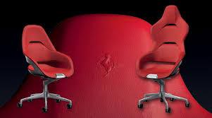 ferrari office chair. poltrona frau cockpit office chair by ferrari design n
