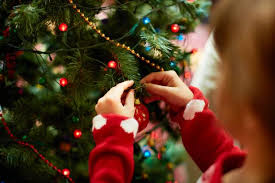 Decorating A Christmas Tree With Kids Can Be Difficult