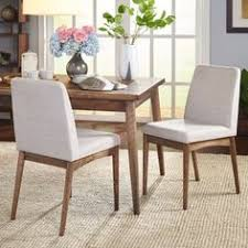 for simple living element mid century dining chairs set of 2 get