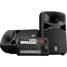 <b>Комплект профессиональной акустики</b> Yamaha STAGEPAS ...