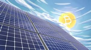 Bitcoins are mined by getting lots of computers around the world to try and solve the same mathematical puzzle. Solar Mining The Green Power Company Solar Power Systems