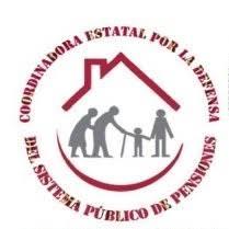 Resultado de imagen de logo coordinadora estatal por la defensa del sistema público de pensiones