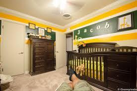 jacob s green bay packers nursery