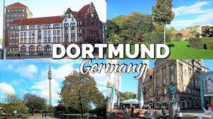 DORTMUND CITY TOUR / GERMANY - YouTube