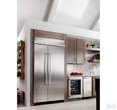 Modren Kitchenaid Superba 42 Refrigerator Built In Decoration Ideas To Design Decorating
