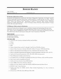Resume Example Summary Summary for A Resume Examples Fresh Summary Qualifications Resume 23