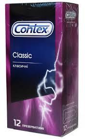 Condoms <b>Contex</b> 12pc <b>Classic</b>