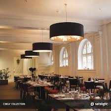 feature lighting ideas. Round Shaped Restaurant Pendant Lighting Black Simple Gloss Circa  Satelight Etch Minimalist Wooden Feature Ideas T