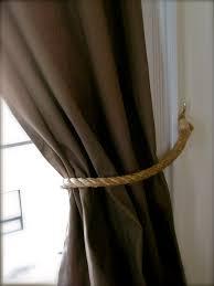 Nautical Themed Bedroom Curtains Curtain Tie Backs Diy Followed Their Careful Instructions And