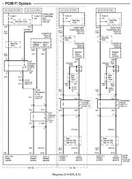2002 honda civic ignition wiring diagram wiring diagram 1995 honda civic wiring diagram at Honda Civic Wire Diagram