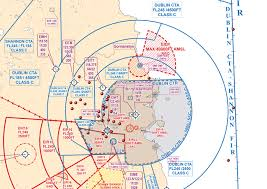 Airspace Infringements Map Dublin