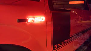 2009 2014 f150 recon illuminated side emblems 264282 Blue Ford Symbol at Illuminated Emblems Ford Wiring Diagram