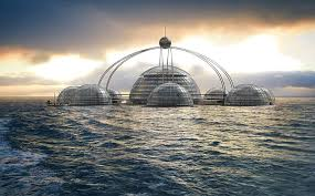 Sub-Biosphere 2 is a concept for a self-sustaining marine environment for  human