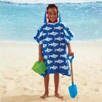 Unicorn Kids Hooded Shark Towel Newfrogcom Buy Hooded Beach Towels For Kids Bed Bath And Beyond Canada
