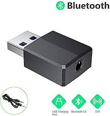<b>Bluetooth Adapter</b>, <b>Bluetooth 5.0</b> USB <b>Dongle Adapter</b>, <b>Wireless</b>...