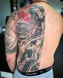 Tatuaggio Geisha Scopri Questo Affascinante Tatuaggio