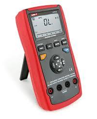 Портативный LCR-метр <b>UNI</b>-<b>T UT612</b> по лучшей цене ...