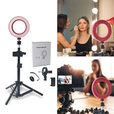 Ring Light Photography Amazon Amazon Com Ring Light With Tripod Stand Cell Phone