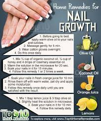 home remes for nail growth top 10