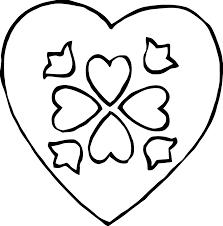 Des Coloriages Gratuits Saint Valentin Imprimer Et Colorier