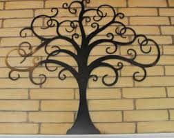 metallic tree clipart metal tree wall art  on brown metal tree wall art with metal tree clipart clipground