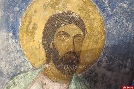 """Attēlu rezultāti vaicājumam """"мирожский монастырь фрески"""""""