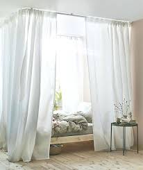 Canopy Bed Curtains Want To Know How Make A Has All The Products You ...