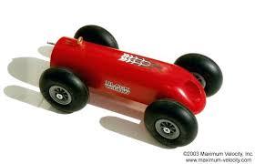 Pinewood Derby Rocket Car Template – Gemalog