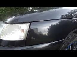 Удаление <b>царапины</b> на авто, вручную в домашних условиях ...