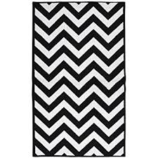 Delighful Black And White Rug Patterns Chevron Area 5 By Large Blackwhite To Perfect Ideas