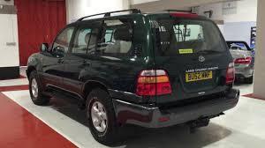 FOR SALE 2002 Toyota Land Cruiser Amazon 4.2 TD VX Auto 5dr ...