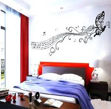 room wall art themed bedroom decor a idea with notes kids ideas furniture room wall art