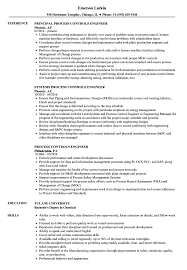 Controls Engineer Sample Resume Process Controls Engineer Resume Samples Velvet Jobs 2
