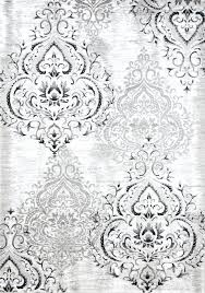 gray damask area rugs elegance and comfort are bundled together in this platinum area rug shades gray damask area rugs