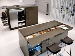 furniture multifunction. Minimalist Multifunction Kitchen Furniture Design Image
