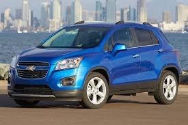 2016 Chevrolet Trax SUV Pricing - For Sale | Edmunds