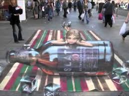 Fantastic Sidewalk Art The Chalk Guys Compilation