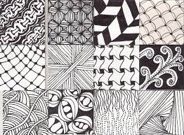 Cool Zentangle Patterns