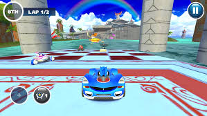 Sonic sega All-Stars Racing Cheats, iPhone/iPad