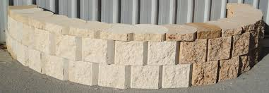terralite retaining blocks