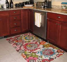 Mats For Kitchen Floor Kitchen Accessories Large Patterned Kitchen Floor Mats With