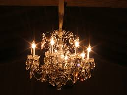crystal chandelier clearance
