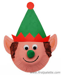 Paper Plate Santa Craft Kit Image Could Make These Ourself Christmas Paper Plate Crafts
