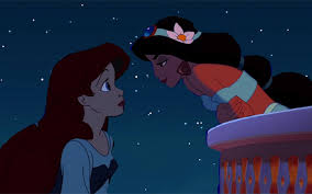 Small Picture Fan Fiction Friday A Whole New World of Disney Princess Femslash