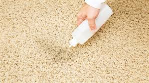 how to get those water spots off anything and everything treating carpet stain
