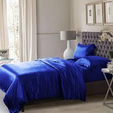 royal blue duvet cover queen