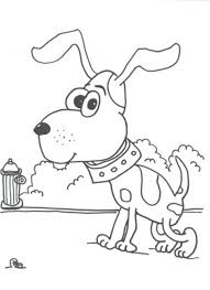 Hond Kleurplaat Printen Recipe